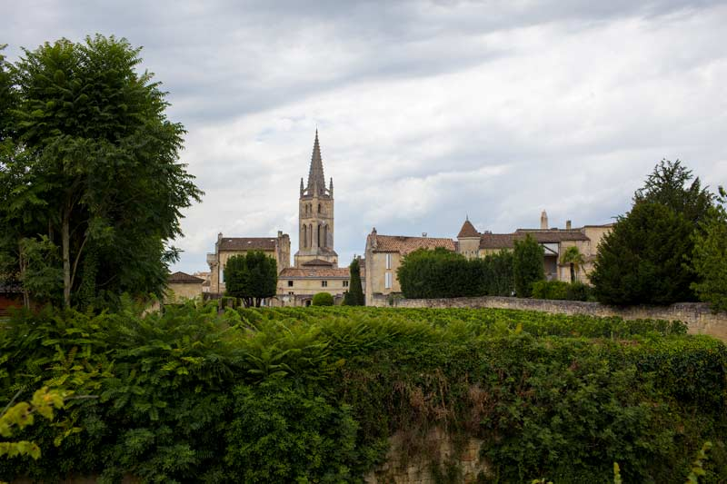 Saint-Émilion. Chateau Villemaurine