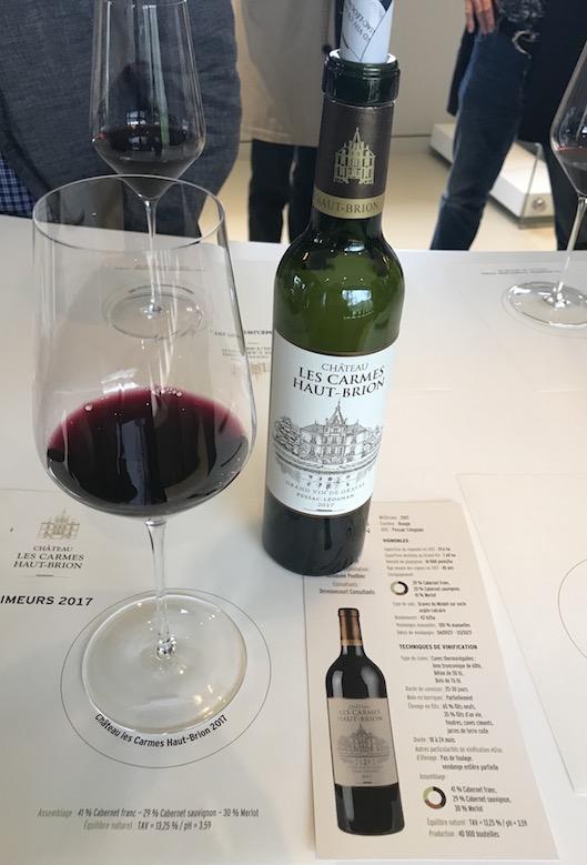 Bordeaux en Primeur 2017 Tastingnoten – Pessac Leognan