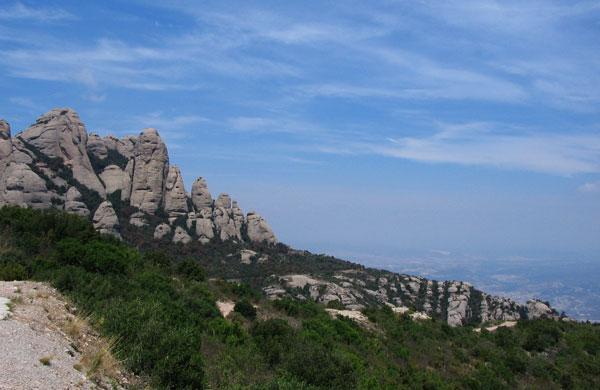 Spanische Weine. Blick nach Katalonien