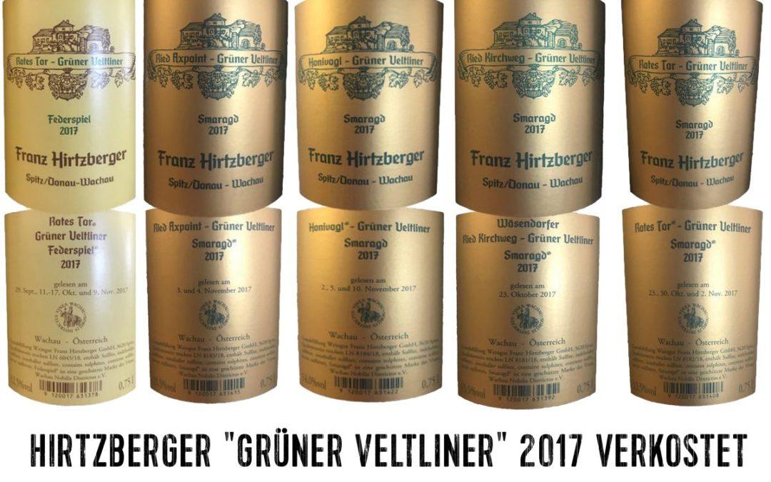 Weingut Franz Hirtzberger Tastingbericht Grüner Veltliner 2017