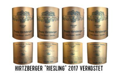 Weingut Franz Hirtzberger Tastingbericht Riesling 2017