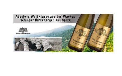 Weingut Franz Hirtzberger aus Spitz in der Wachau