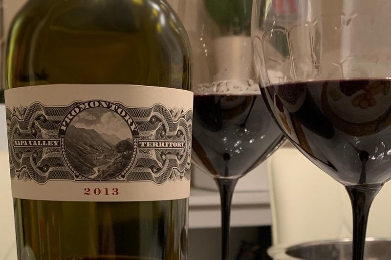 """Promontory 2013 das """"Pre Release Tasting"""" eines Napa Valley Unikates"""