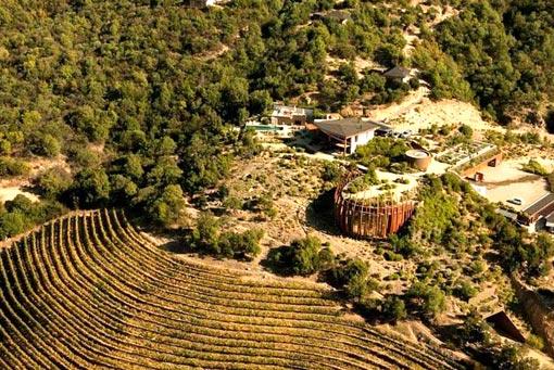 Weinbaugebiete in Chile