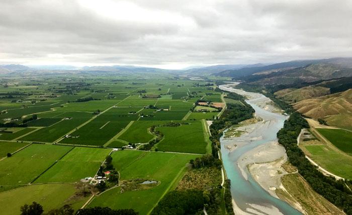 Weinbaugebiete in Neuseeland