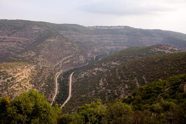 Israelische Weinregionen