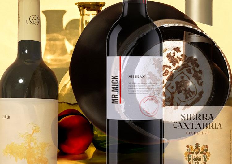 Suche nach einem Wein mit Vanille-Note