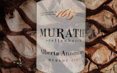 Die Weine von Muratie
