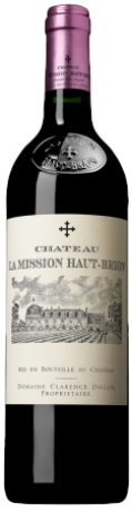 Chateau La Mission Haut Brion 2015 rouge Pessac Loegnan