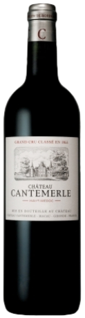Chateau Cantemerle 2015 Haut Medoc Doppel Magnum in 1er Holzkiste