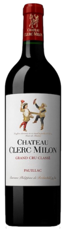 Chateau Clerc Milon 2016 Pauillac Subskription