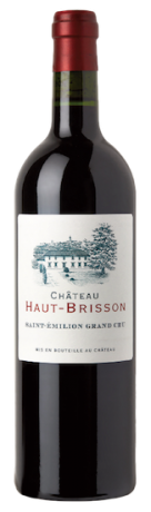 Chateau Haut Brisson 2016 Saint Emilion Grand Cru