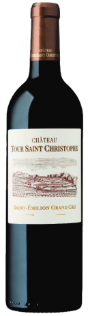 Chateau Tour Saint Christophe 2016 Saint Emilion