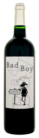 Bad Boy 2016 Bordeaux by Jean Luc Thunevin Doppelmagnum