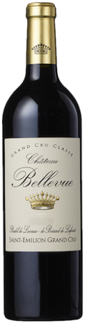 Chateau Bellevue 2017 Saint Emilion Subskription