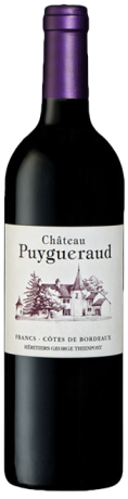 Chateau Puygueraud 2017 Cotes de Bordeaux Subskription