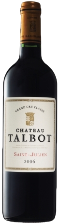 Chateau Talbot 2017 Staint Julien Subskription