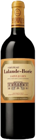 Chateau Lalande Borie 2018 Saint Julien Subskription