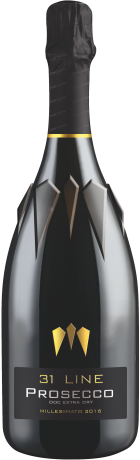 31 Line Prosecco DOC Extra Dry je Flasche 8.90€