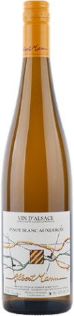 Albert Mann Pinot Blanc Auxerrois Tradition 2018