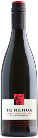 Escarpment Pinot Noir Te Rehua 2015 Martinborough