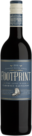Footprint The long walk Cabernet Sauvignon 2018