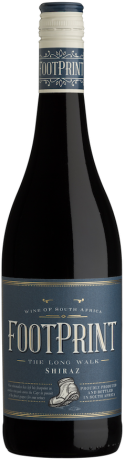 Footprint The long walk Shiraz 2016