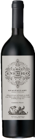2013 Aleanna Gran Enemigo Gualtallary Cabernet Franc Single Vineyard