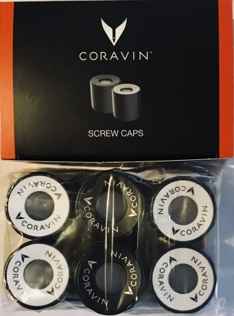 Coravin Screw Caps Set