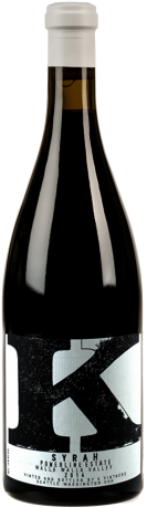 K Vintners Syrah Powerline Estate 2014 Walla Walla Valley