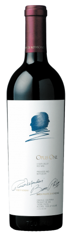 Opus One 2013 Rothschild & Mondavi Napa Valley