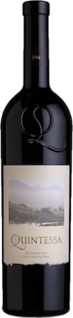 Quintessa 2016 Napa Valley je Flasche 170€