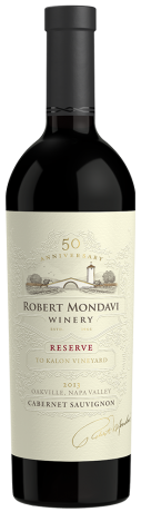 Robert Mondavi 2013 Reserve To Kalon Vineyard Cabernet Sauvignon Napa Valley