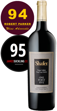 Shafer One Point Five 2013 Cabernet Sauvignon