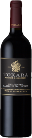Tokara Reserve Collection Cabernet Sauvignon 2015 Stellenbosch je Flasche 25.90€