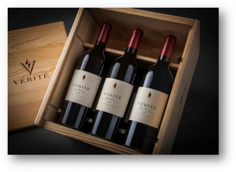 Verite Sonoma Country 2016er Vintage Collection