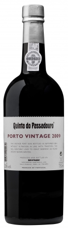 Quinta do Passadouro Vintage Port 2009 20 Vol. 750ml Flasche