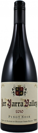 Hoddles Creek Pinot Noir 2012 1er Yarra Valley