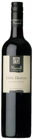 Maxwell Wines Little Demon Cabernet Merlot 2016 Mc Laren Vale
