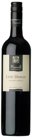 Maxwell Wines Little Demon Cabernet Merlot 2014 Mc Laren Vale