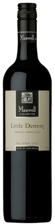 Maxwell Wines Little Demon Shiraz Grenache 2016