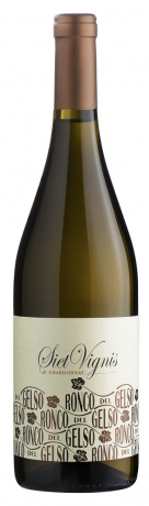 Ronco del Gelso Chardonnay Siet Vignis 2013