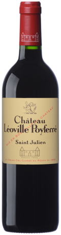 Chateau Leoville Poyferre 2010 Staint Julien je Flasche 145.00€