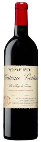 Chateau Certan de May 2015 Pomerol