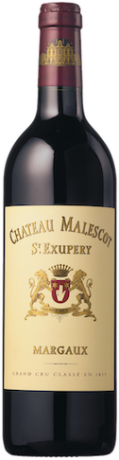 Chateau Malescot Staint Exupery 2016 Margaux