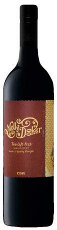 Mollydooker Two left Feet 2016 Shiraz Cabernet Merlot McLaren Vale