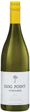 Dog Point Chardonnay 2016 je Flasche 25.50€