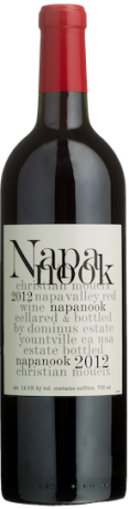 Napanook 2012 Napa Valley Dominus Estate