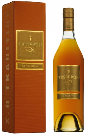 Tesseron Cognac XO Lot No 76 Cognac Tradition - 0,7 Liter