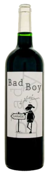 Bad Boy 2015 Bordeaux by Jean Luc Thunevin